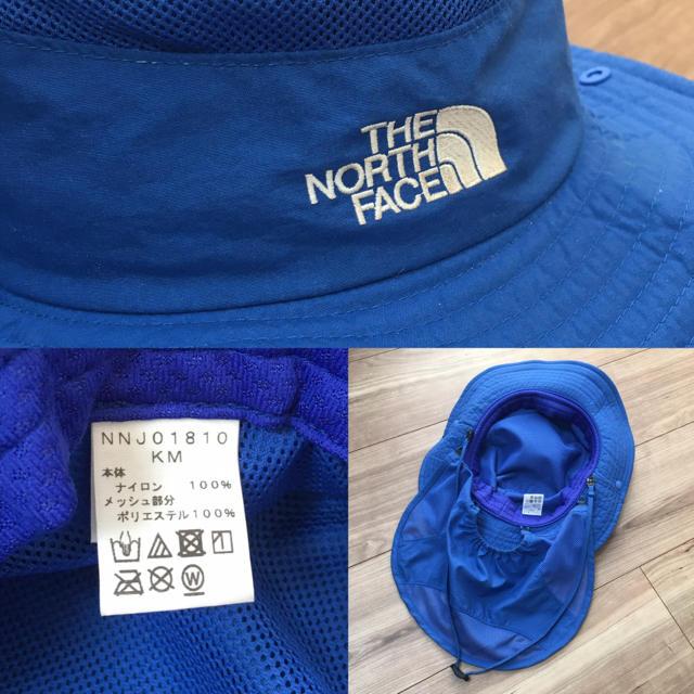 THE NORTH FACE(ザノースフェイス)のTHE NORTH FACE・kids・size KM・used品 キッズ/ベビー/マタニティのこども用ファッション小物(帽子)の商品写真
