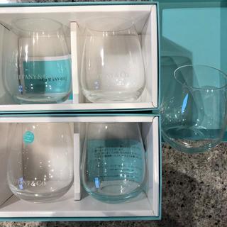 ティファニー(Tiffany & Co.)のティファニー⭐︎タンブラー グラス 5個(グラス/カップ)