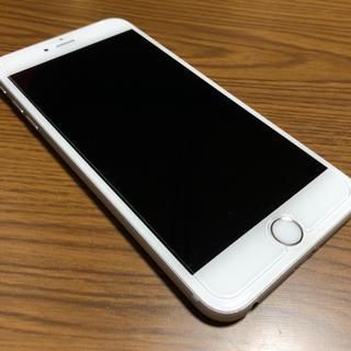 iPhone - iPhone 6S plus 64GB シルバー ソフトバンクのみ