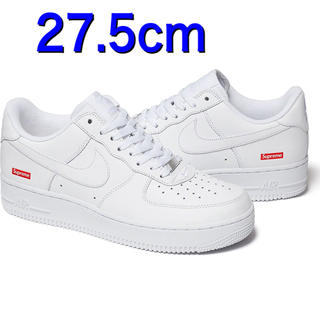 Supreme - 【27.5cm】Supreme Nike Air Force 1 Low 白