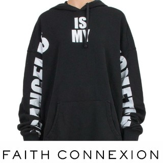 オフホワイト(OFF-WHITE)のFaith Connexion La is My Hometown hoodie(パーカー)