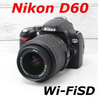 Nikon - ❤️カメラバッグ付き❤️スマホ転送❤️Nikon D60
