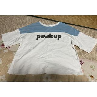 ダブルクローゼット(w closet)のw closet Tシャツ(Tシャツ(半袖/袖なし))