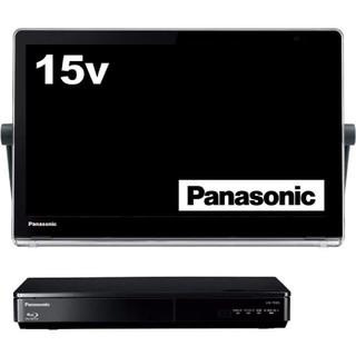 Panasonic - パナソニック 15V型 ポータブル 液晶テレビ プライベート・ビエラ 防水タイプ