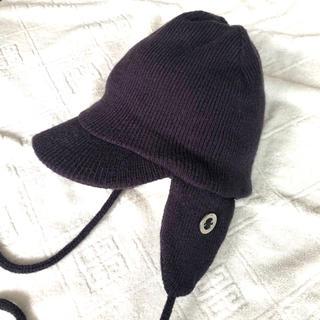 ステラマッカートニー(Stella McCartney)のステラマッカートニー キャスケット 帽子 ニットキャップ フリーサイズ(ニット帽/ビーニー)