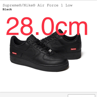 Supreme - Supreme Nike Air Force 1  ナイキ  エアフォース 1