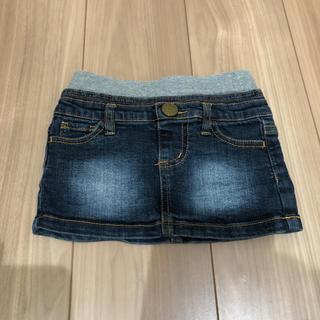 エムピーエス(MPS)のMPS デニムスカート 100(スカート)