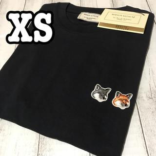 MAISON KITSUNE' - ラスト1点!新品/タグ付き/男女兼用/メゾンキツネTシャツ/XSサイズ