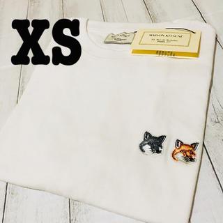 MAISON KITSUNE' - 新品/タグ付き/男女兼用/メゾンキツネTシャツ/XSサイズ