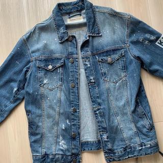 Supreme - Kith Laight Denim Jacket Stella Blue L