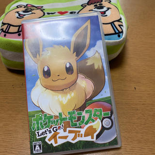 Nintendo Switch - レッツゴーイーブイ