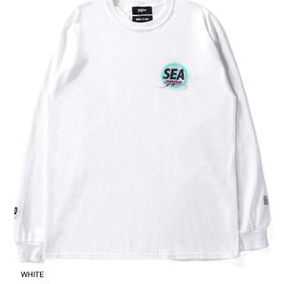 エックスガール(X-girl)のwindandsea × myne コラボロンT(Tシャツ/カットソー(七分/長袖))