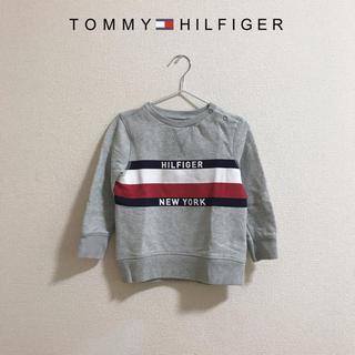 トミーヒルフィガー(TOMMY HILFIGER)のTOMMY HILFIGER トレーナートップス(Tシャツ/カットソー)