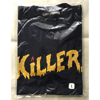 Candy Stripper - 新品 CANDY STRIPPER×きらきらアフロ KILLERS Tシャツ