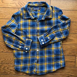 トミーヒルフィガー(TOMMY HILFIGER)のTommy Hilfiger kids 110 長袖シャツ(Tシャツ/カットソー)