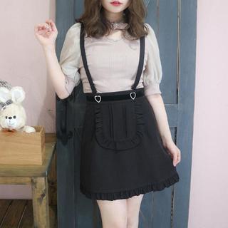 ROJITA - Rojita メイドライクサス付台形スカート