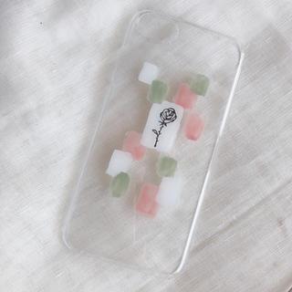 iPhone7/8ケース ハンドメイド TikTok