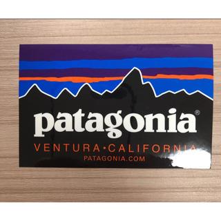 パタゴニア(patagonia)のパタゴニア ステッカー カリフォルニア(その他)