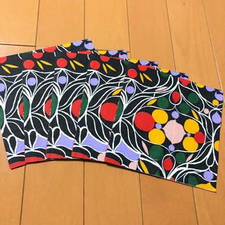 マリメッコ(marimekko)のペーパーナプキン   マリメッコ    L - ㉕   5枚(各種パーツ)