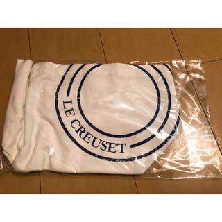ルクルーゼ(LE CREUSET)のル・クルーゼ⭐︎エコバッグ⭐︎新品⭐︎送料無料(エコバッグ)