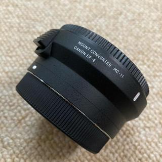 SIGMA - SIGMA マウントコンバーター MC-11 CANON EF-E
