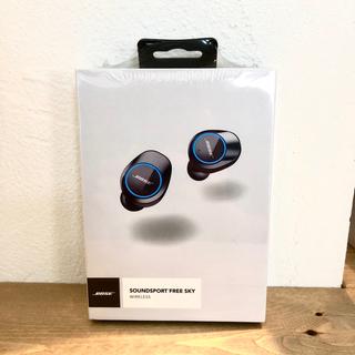 ボーズ(BOSE)の新品 BOSE ワイヤレスイヤホン(ヘッドフォン/イヤフォン)