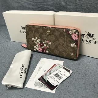 COACH - COACH ★新品★ コーチCOACH 長財布 F29931