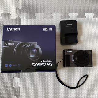 Canon - Canon PowerShot SX POWERSHOT SX620 HS BK