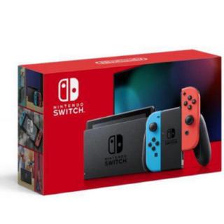 Nintendo Switch - 任天堂 スイッチ本体 新品未開封