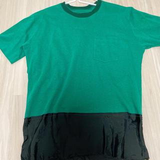 カラー(kolor)のカラー Tシャツ kolor(Tシャツ/カットソー(半袖/袖なし))