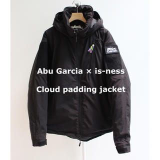 イズネス(is-ness)のAbu Garcia is-ness  Cloud padding jacket(ダウンジャケット)