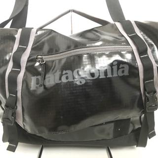 パタゴニア(patagonia)のパタゴニア ショルダーバッグ 黒 2way(ショルダーバッグ)