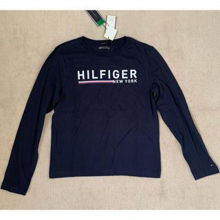 トミーヒルフィガー(TOMMY HILFIGER)の【新品】 TOMMY HILFIGER 長袖Tシャツ 160(Tシャツ/カットソー)