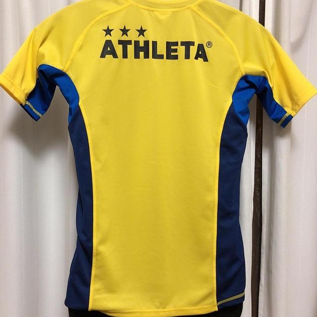 ATHLETA(アスレタ)のアスレタ Tシャツ s スポーツ/アウトドアのサッカー/フットサル(ウェア)の商品写真