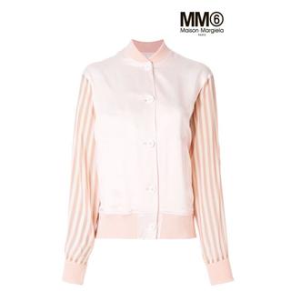 エムエムシックス(MM6)のMM6 Maison Margiela/ブルゾン/ジャケット/IT38/ピンク(ブルゾン)