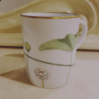 エルメス(Hermes)のHERMES  マグカップ  ハスの花(マグカップ)