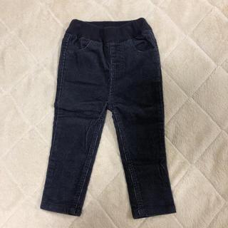 プティマイン(petit main)のベビー デニムパンツ ズボン 80サイズ(パンツ)