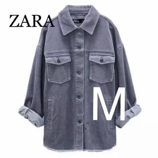 ZARA - ZARA♡コーデュロイジャケット