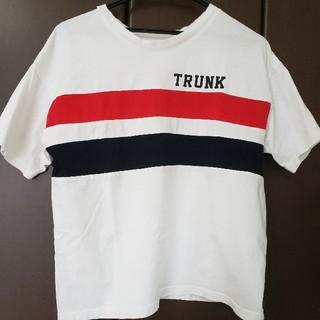 ウィゴー(WEGO)のWEGOのTシャツ(Tシャツ(半袖/袖なし))