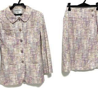 シャネル(CHANEL)のシャネル スカートスーツ サイズ38 M(スーツ)