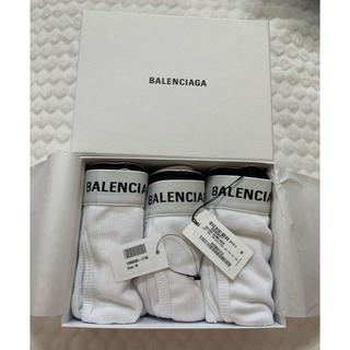 バレンシアガ(Balenciaga)のBALENCIAGA  ボクサーパンツ M(ボクサーパンツ)