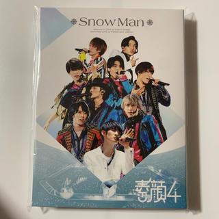 Johnny's - 素顔4 SnowMan盤