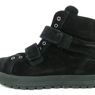 ミュウミュウ(miumiu)のミュウミュウ ショートブーツ 39 1/2 - 黒(ブーツ)