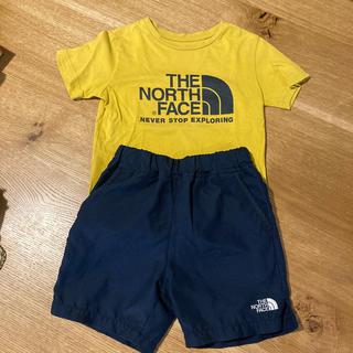 THE NORTH FACE - ノースフェイス キッズ Tシャツ&ズボン