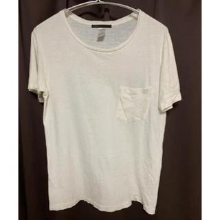 ヤエカ(YAECA)のjigsaw  リネンTシャツ(Tシャツ/カットソー(半袖/袖なし))