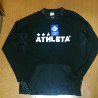 ATHLETA - 新品未使用 ATHLETA 高素材 スリムシルエット ジャケット トレーニング