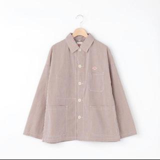 ダントン(DANTON)のDANTONダントンカバーオールシャツジャケット(シャツ/ブラウス(長袖/七分))