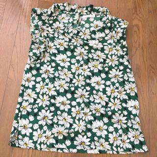 ローリーズファーム(LOWRYS FARM)のTシャツ カットソー 袖なし(カットソー(半袖/袖なし))