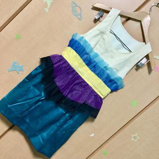 SLY - ★送料無料★スライ カラフル マーメイド ワンピース ドレス★