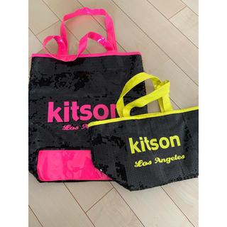 キットソン(KITSON)のキットソン バック 2つセット(エコバッグ)